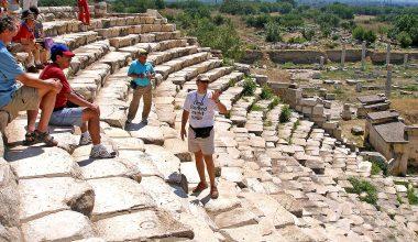 Turist Rehberliği Yaparak Kazanç Sağlamak
