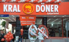 Kral Döner Türkiye Çapında Bayilikler Vermeye Başladı