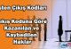 SGK – Sigorta İşten Çıkış Kodları – Çıkış Kodlarına Göre Kazanılan ve Kaybedilen Haklar