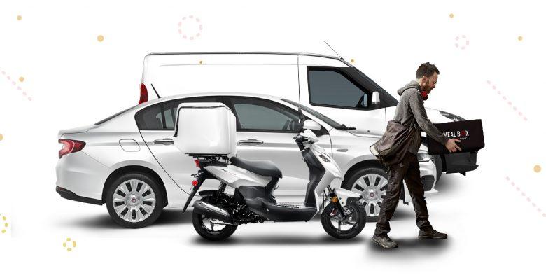 Meal Box Dağıtım Partnerliği Programı (DPP) İle Araç Sahiplerine Kazanç İmkânı Sunuyor