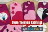 Evde Telefon Kılıfı Süsleme İşi İle Para Kazanma