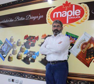 Diyarbakır'da Kurduğu Maple Çikolata Fabrikası İle 26 Ülkeye İhracat Yapıyor