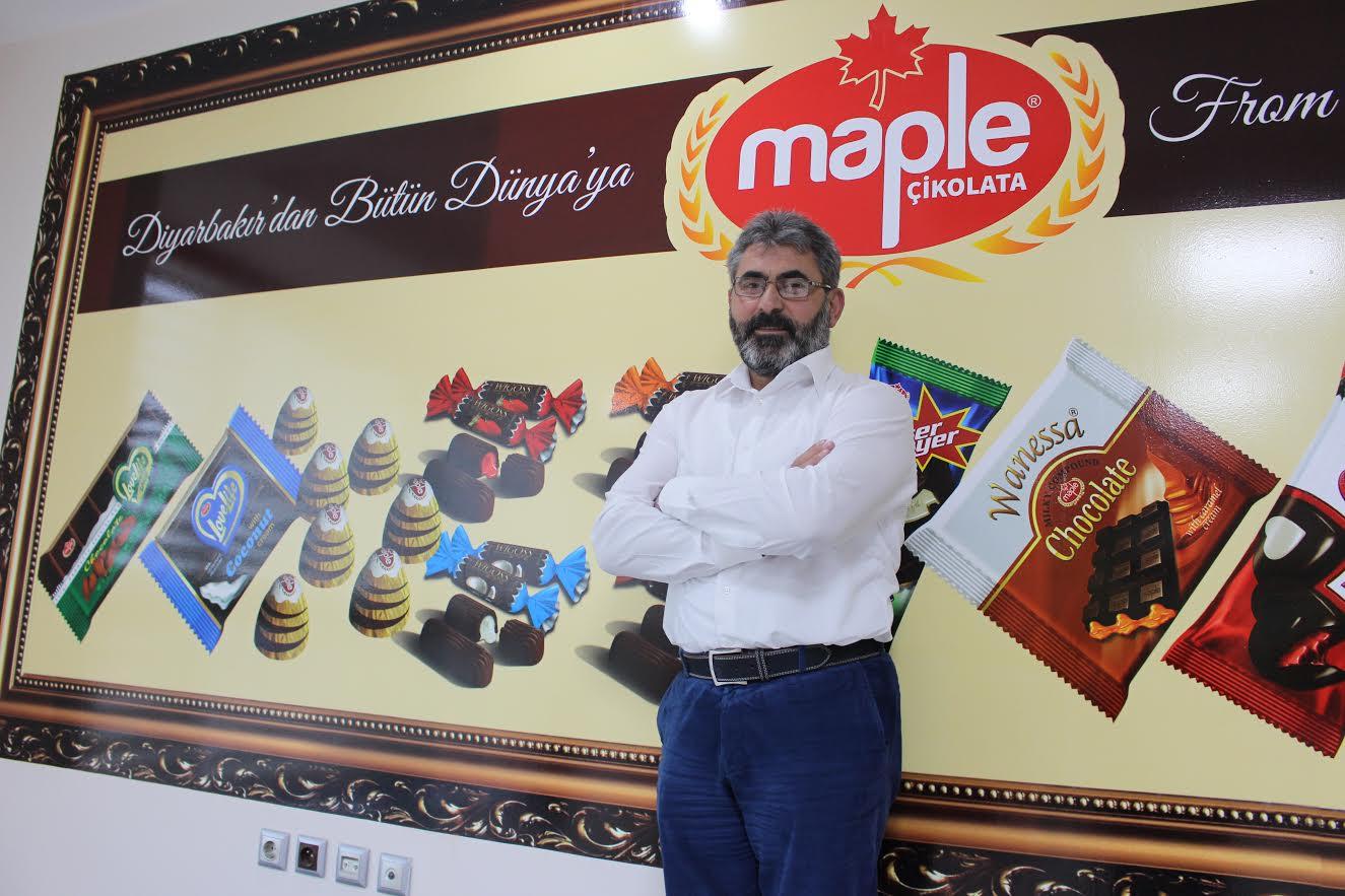 Yüksel Kaya - Maple Çikolata