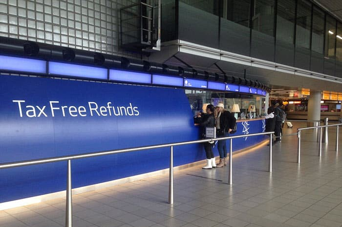 Tax Free Alışveriş İadesi