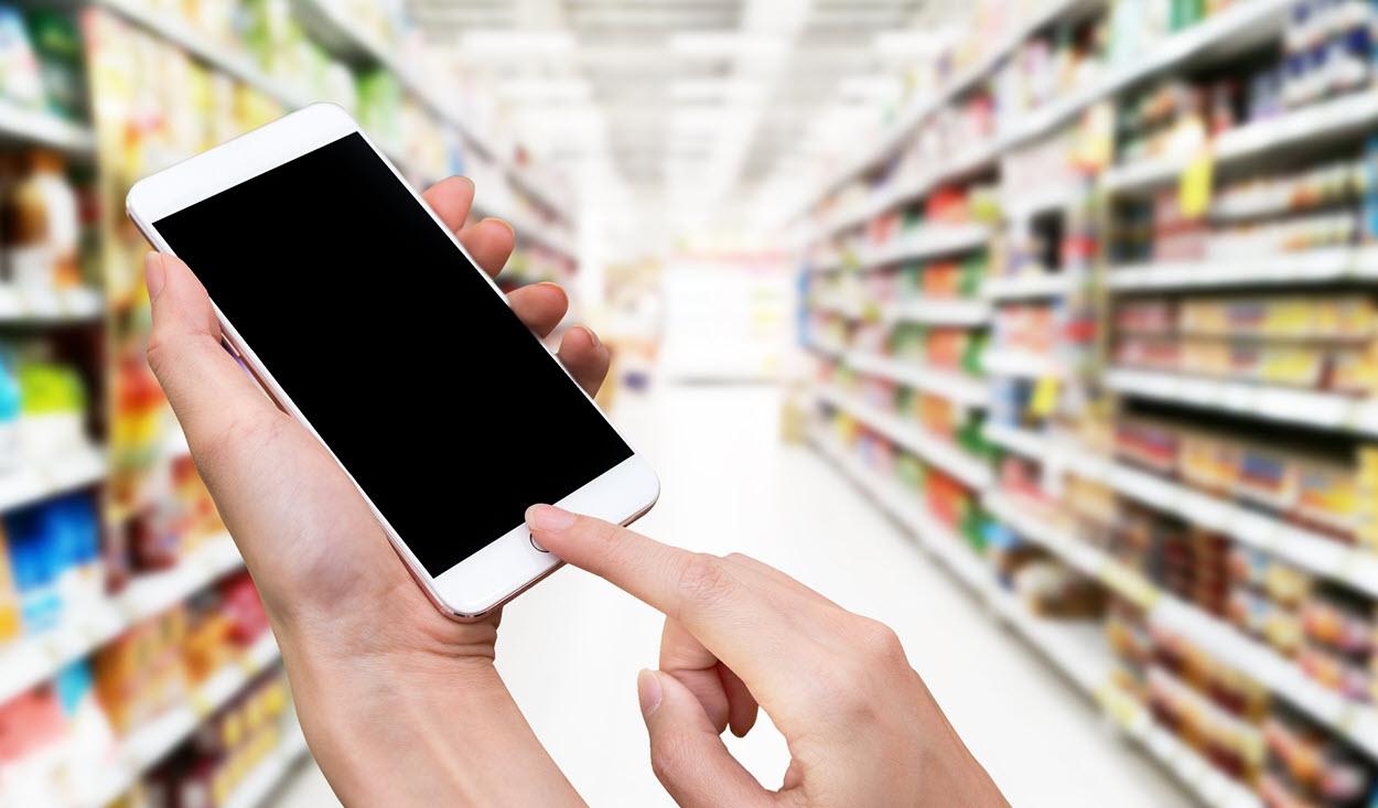 Online Alışveriş ve Gıda