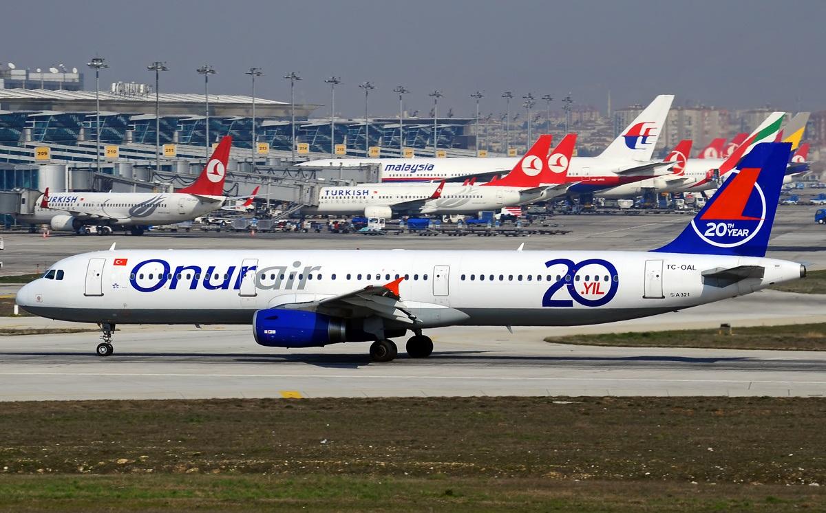 Havayolu Taşımacılığı - Uçak
